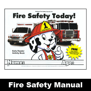 200F: Fire Safety Today!