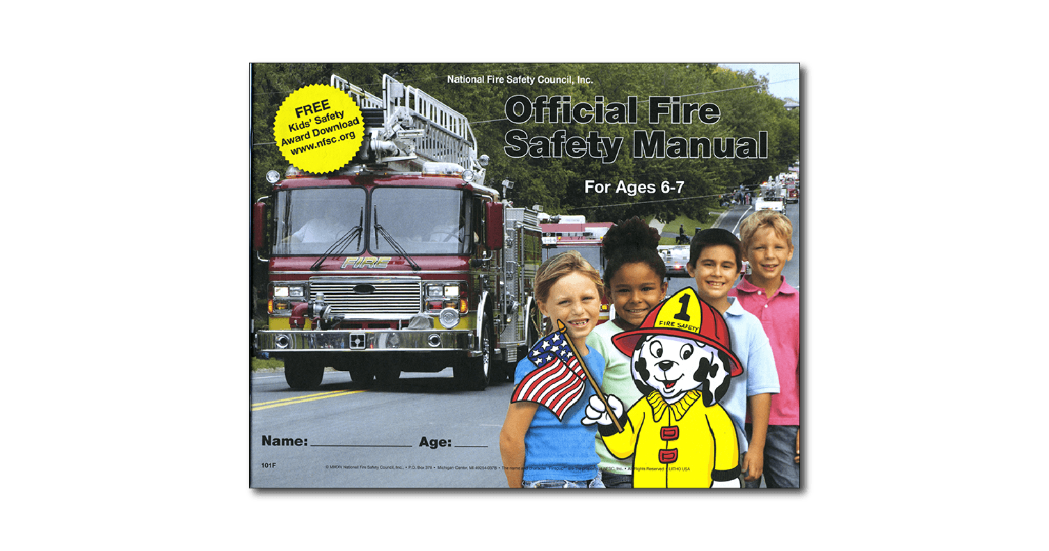 101F: Official Fire Safety Manual