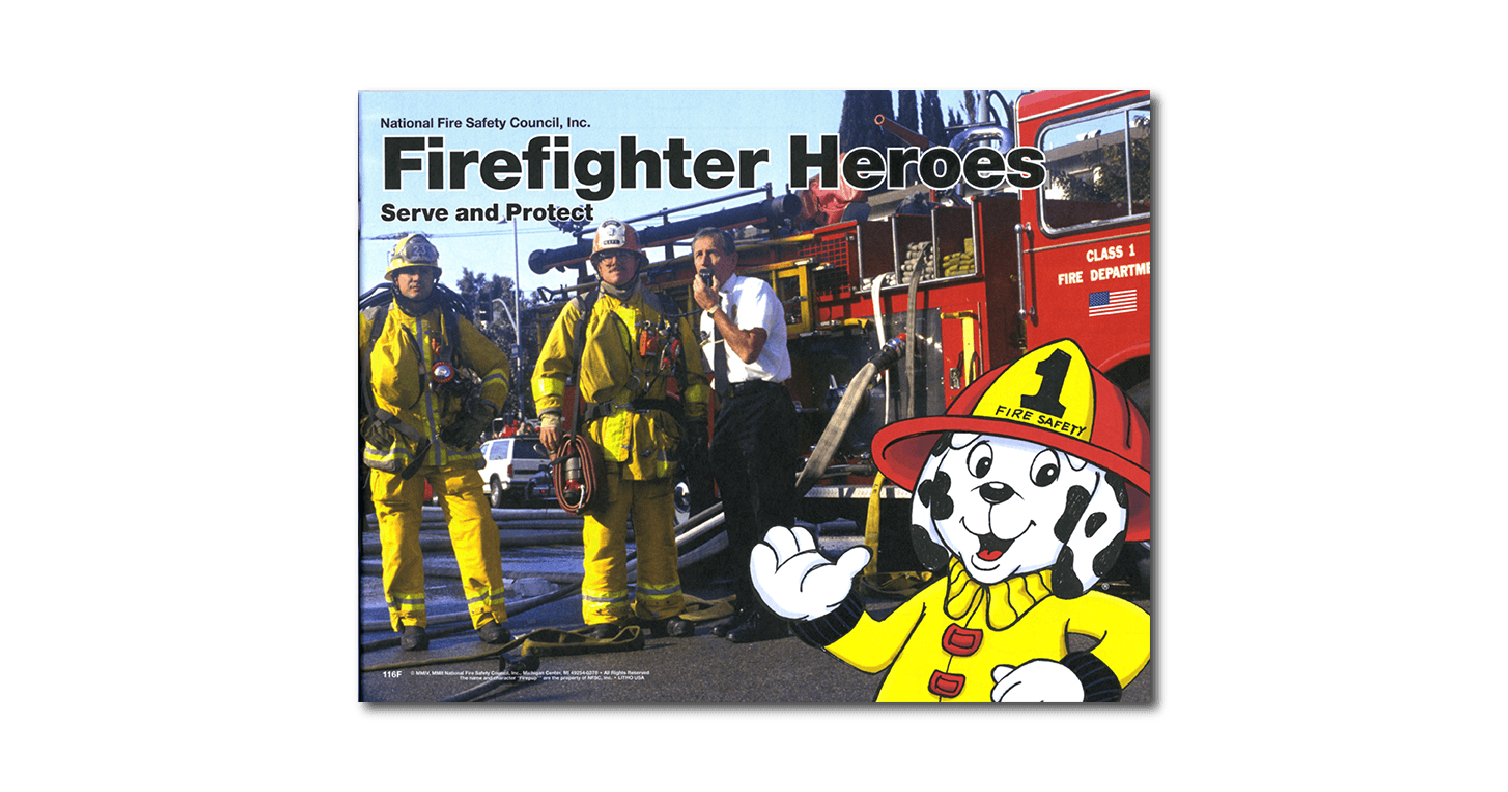 116F: Friendly Firefighters: American Heroes