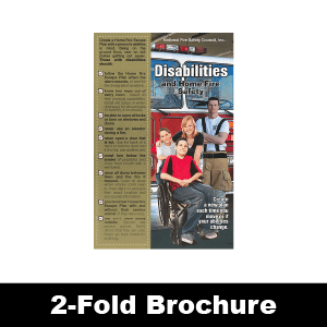 405F: Disabilities & Home Fire Safety